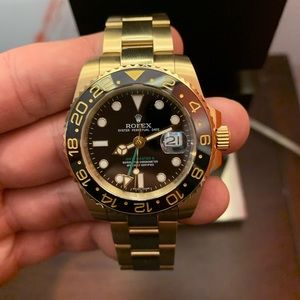 Rolex GMT Gold. Replic